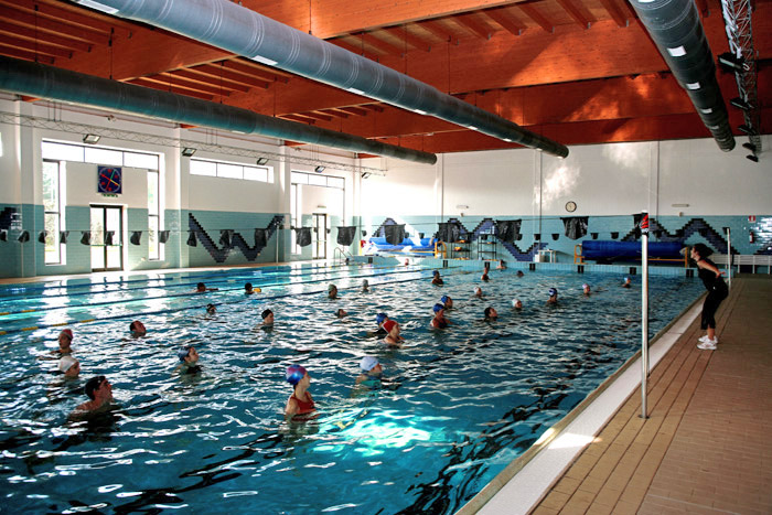 Aquapool srl piscina coperta - Fabbisogno termico piscina coperta ...